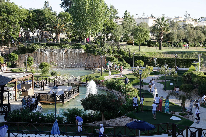 Minigolf Adventure Park